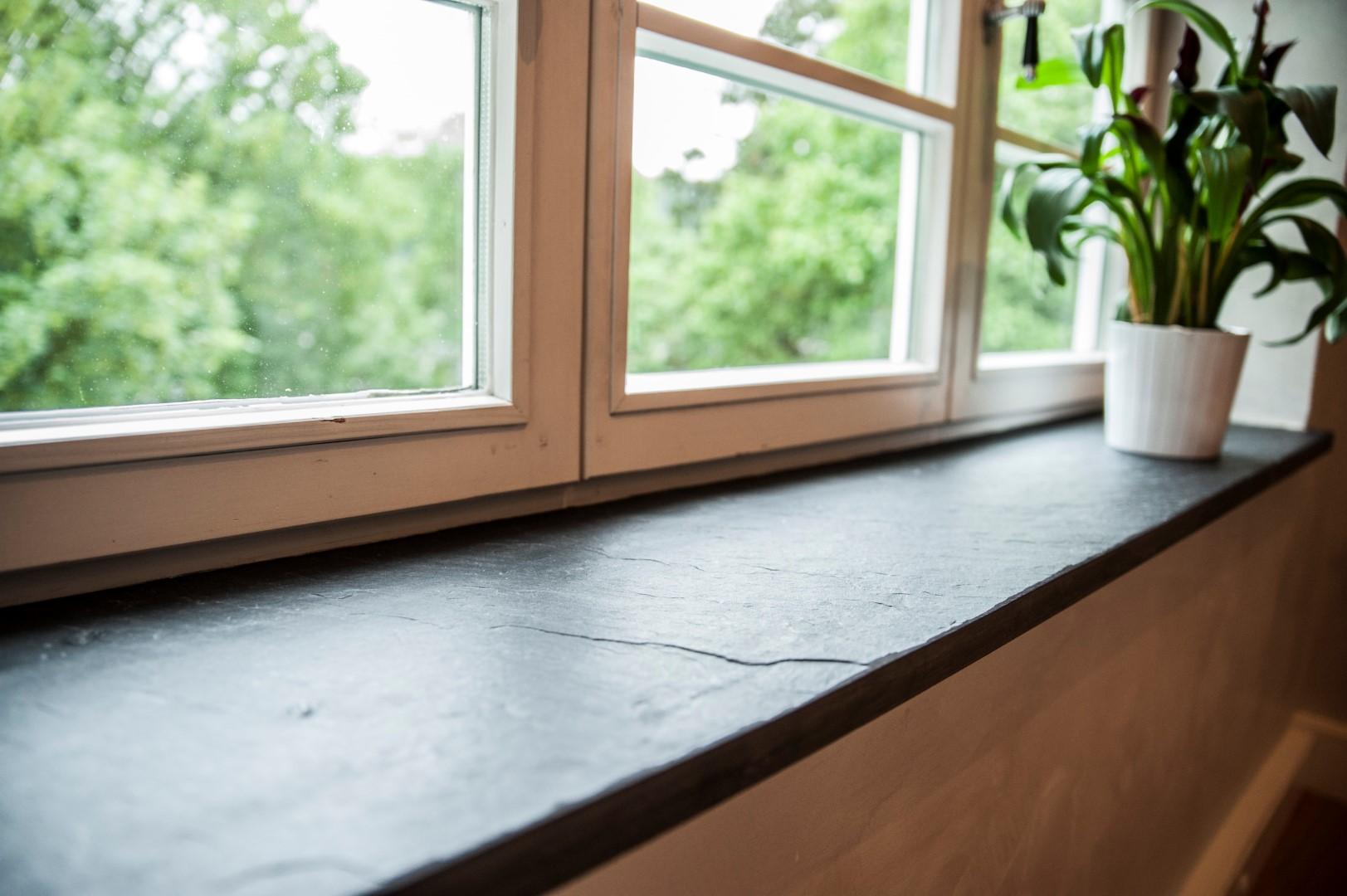 Fensterb nke j b naturstein und schiefer kaufen - Fensterbank innen ...