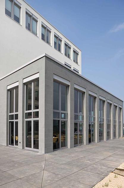 Finanzamtszentrum Mönchengladbach