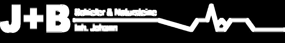 J+B – Naturstein und Schiefer kaufen – naturschiefer.de Logo