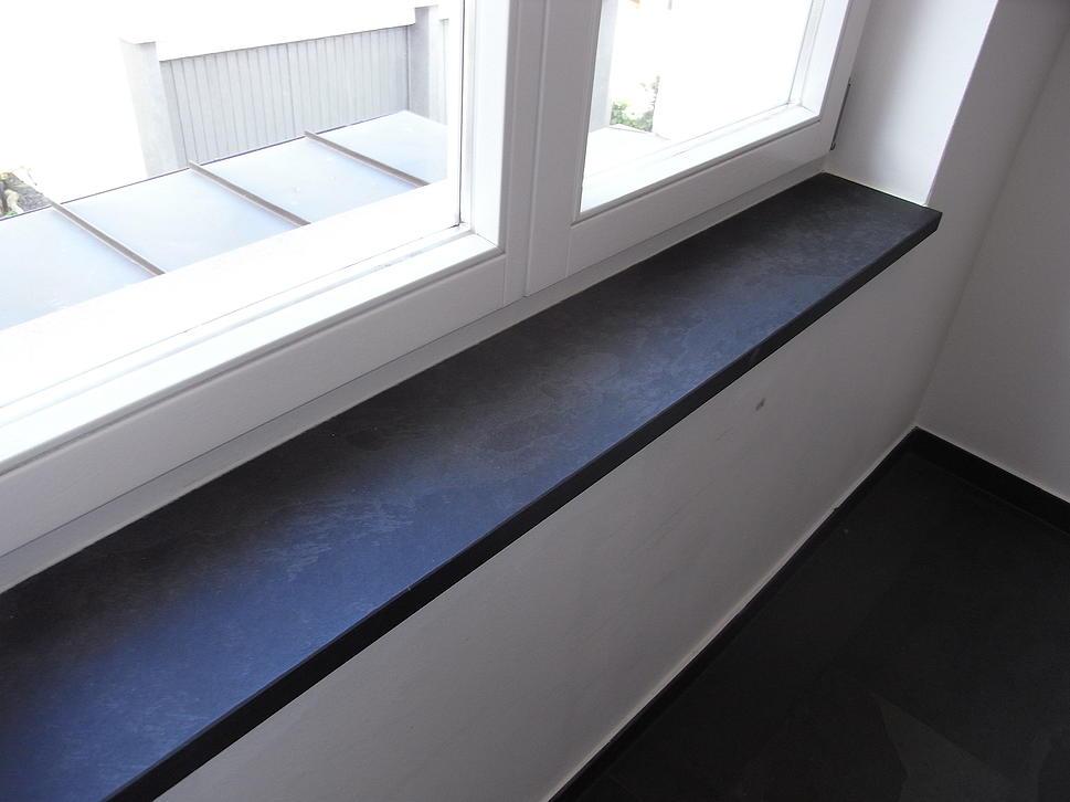 Fensterb nke j b naturstein und schiefer kaufen for Fensterbank innen