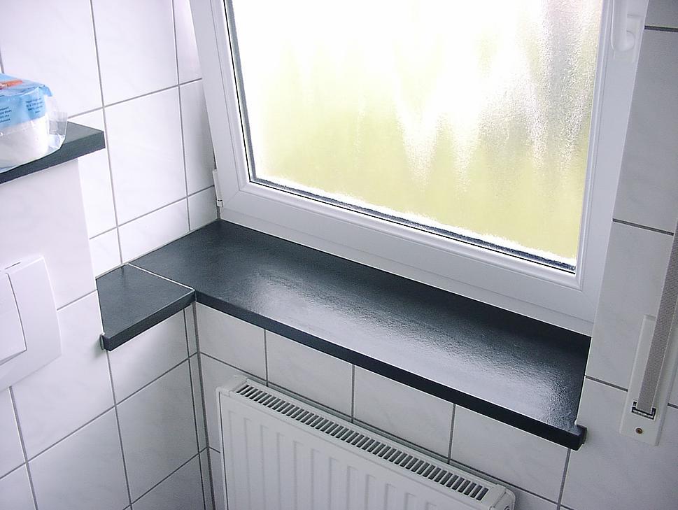 Fensterbänke - J+B - Naturstein und Schiefer kaufen - naturschiefer.de